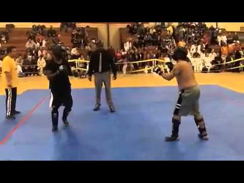 Ultimate Sanda at US Open Martial Arts Championship 2010