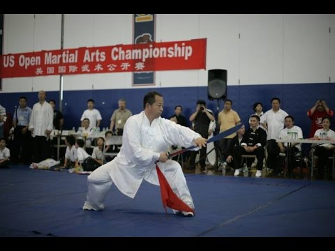 Master Demonstrations Part 1 at US Open Martial Arts Championship 2010