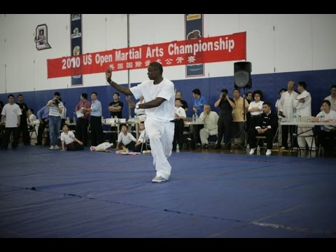 Master Demonstrations Part 3 at US Open Martial Arts Championship 2010