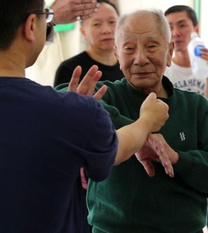 Meeting the Grand Master of Wing Chun, the son of Ip Man