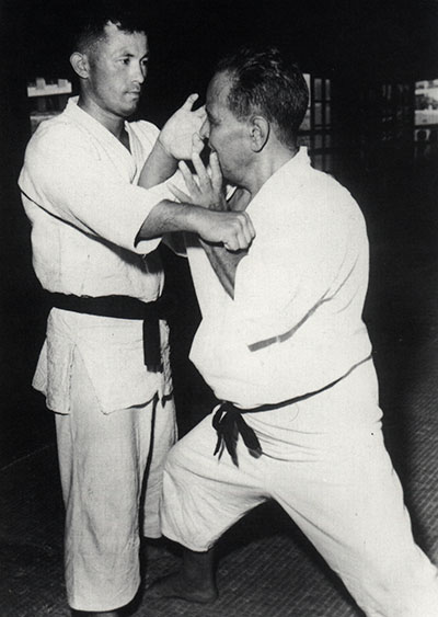 Bunbu Ryo Do: The Way of The Karate Martial Scholar