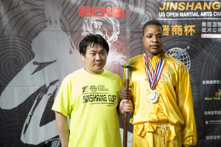 Medals Award 2015 photos at the US Open Martial Arts Championship organized by the WFMAF.