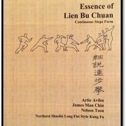 Essence of Lien Bu Chuan: Authors Collaborate to Preserve Traditional Chinese Martial Arts Form
