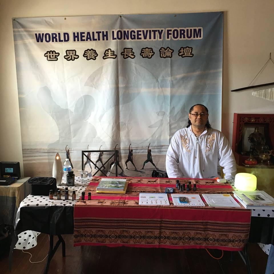Therapeutic Powers of Essential Oils - Sensei Juan