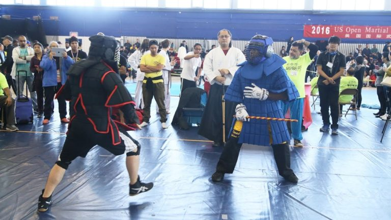 Arnis Stick Fighting 2016 at US Open Martial Arts Championship