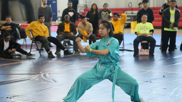 Northern Kung Fu Competition 2016 at US Open Martial Arts Championship