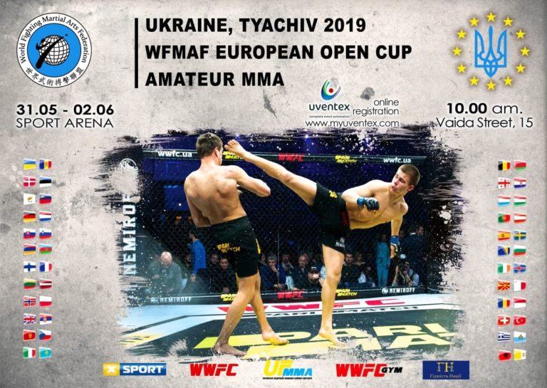 Cooperation between the WFMAF and the Ukrainian Federation of Mixed Martial Arts (UFMMA)