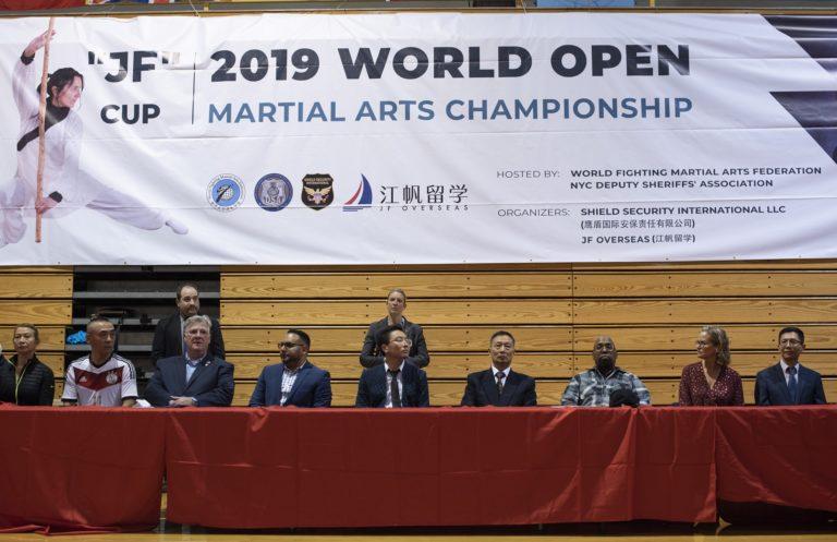 2019世界武术公开赛圆满成功举办